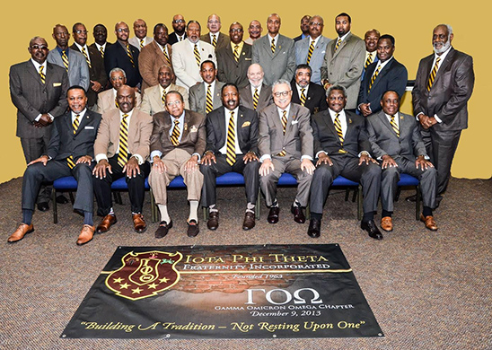 Become a member of Iota Phi Theta